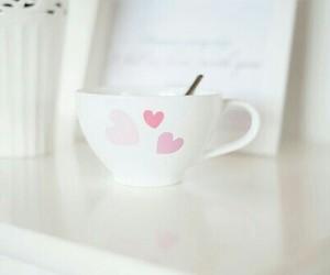 coffee, heart, and mug image