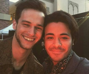 13 reasons why, brandon flynn, and christian navarro image