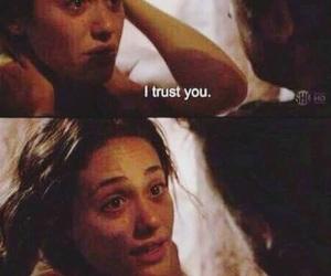 love, trust, and shameless image