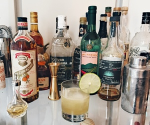 alcohol, Cocktails, and party image