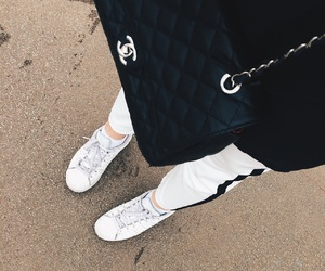 adidas, blogger, and chanel image