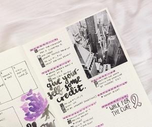 art, studyblr, and college image