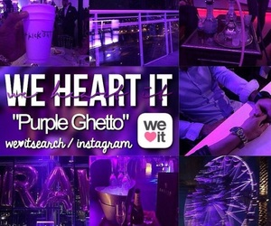 whi, purple ghetto, and we heart it search image