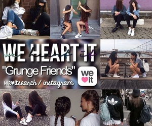 goals, grunge, and we heart it image