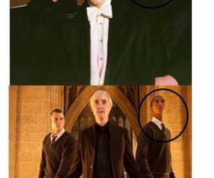 harry potter, crabbe, and funny image
