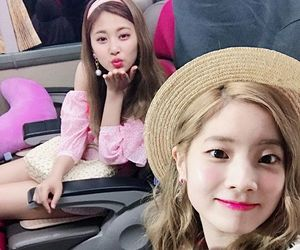 twice, dahyun, and tzuyu image