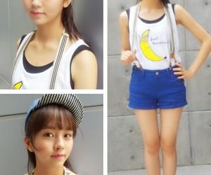 korean girl, kim so hyun, and k actress image