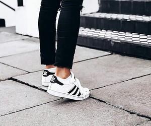 adidas, fashion, and street style image