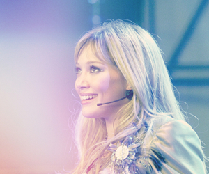 Hilary Duff and lizzie mcguire image