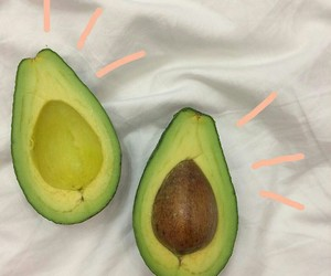 aesthetic, avocado, and beauty image