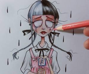 drawing and melanie martinez image