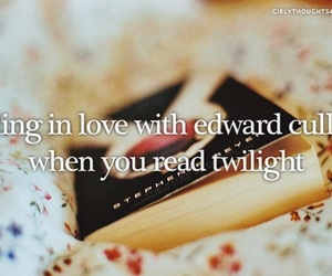 twilight, edward cullen, and book image