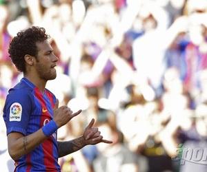 Barcelona, football, and footballer image