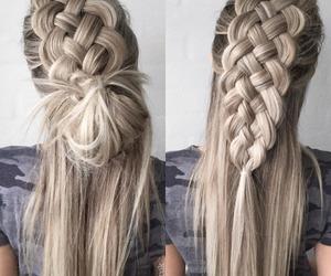fashion, beautiful, and blonde image