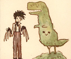 :), drawing, and dinosaur image