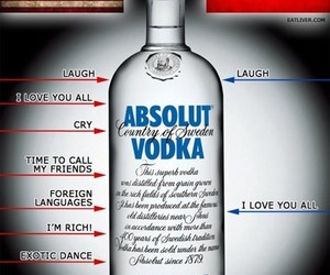 vodka, russia, and alcohol image