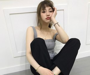 asian, asian fashion, and korean fashion image