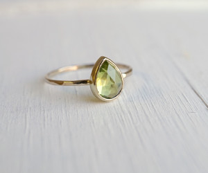 handmade, stackingring, and ring image