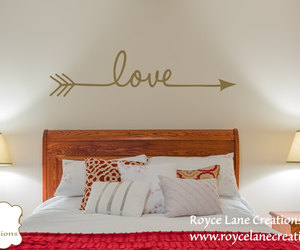 arrows, etsy, and love image