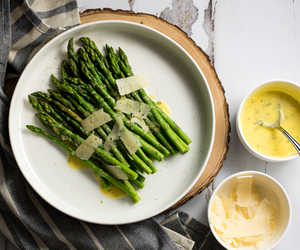 asparagus and sides image