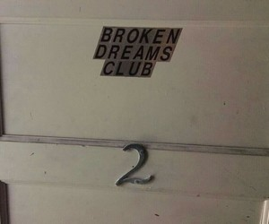 Dream, broken, and grunge image