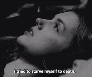 anorexia, cassie, and death image