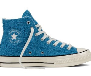 blue, chuck taylor, and easter image