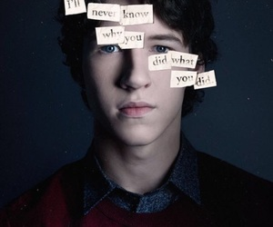 13 reasons why, netflix, and tyler image