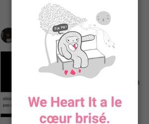 cŒur we heart it brisÉ image