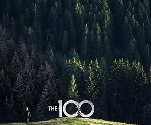 tv show, the hundred, and the 100 image