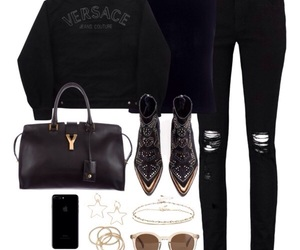 street style, fashion, and Polyvore image