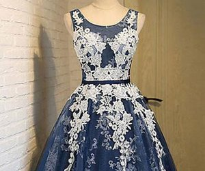 prom dress and homecoming dress lace image