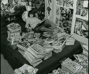 comic books, Jack Kirby, and spider-man image