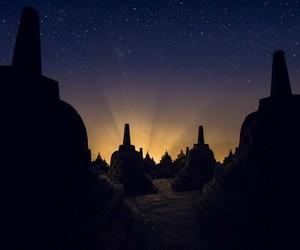 asia, beautiful, and night image