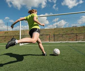 soccer, girls soccer, and soccer player image