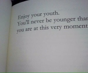 book, quote, and youth image