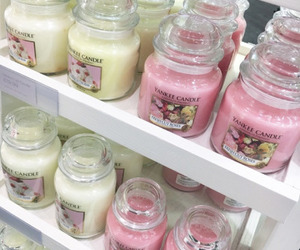 candles, girly, and rooms image