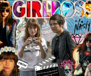 Collage, fashion, and nasty gal image