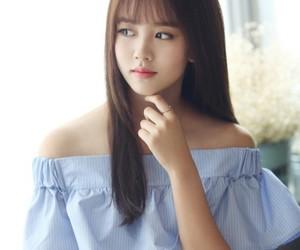 korean girl, kim so hyun, and k actresses image