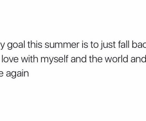goal, life, and myself image