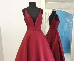 prom dresses, prom dress, and homecoming dress chiffon image