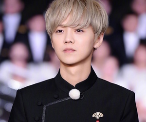 luhan, exo, and chinese image