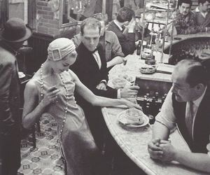 vintage and bar image