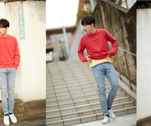 exo, oh sehun, and zhang yixing image