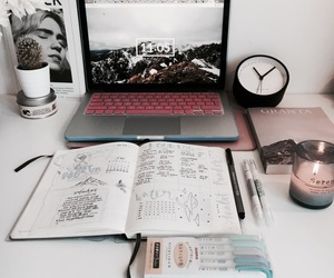 study, college, and work image
