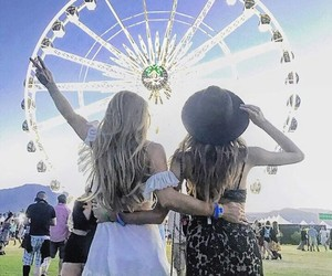 bff, coachella, and ​bestfriend image