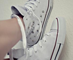 chucks, fashion, and shoes image
