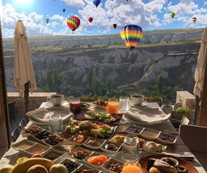 awesome, travel, and breakfast image