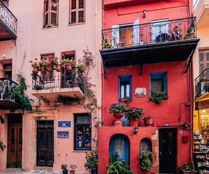 home, colourful, and places image