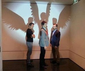 supernatural, angel, and castiel image
